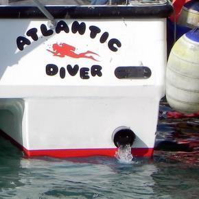 The Atlantic Diver